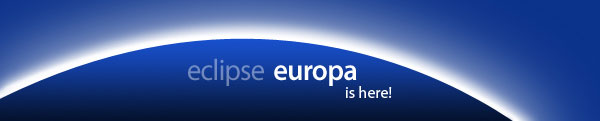 Eclipse Europa