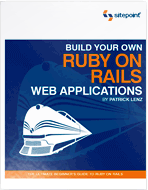 Ruby On Rails-Buch