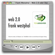 Tonabnehmer Web 2.0 Podcast